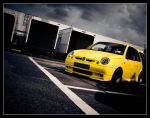 Babanana Yellow Lupo by Andso