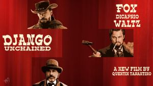 Django Unchained Wallpaper by private-tee