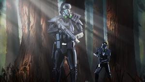 Rogue One - Death Troopers by Aste17
