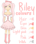Riley (Old reference) by Yumichan216