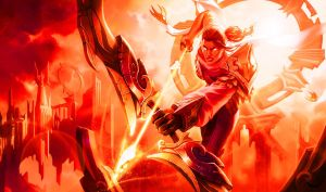 HellLight Varus(Arclight Varus) Photoshop Edit by W00kieMonster