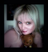 Linley and Teddy by LindArtz