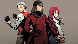 Akihiko,Shinjiro and Mitsuru by thanatos883