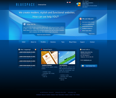 Bluespace Interactive Concept by michaelPL