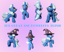 Custom Trixie Blind bag by XantheStar