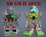 SD GM II AEUG by lordvipes