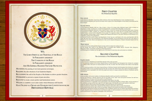 Constitution of the Britannian Republic by firelord-zuko