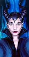 RGD Maleficent Final 2 by cluis