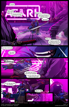 TMNT: Showdown - Page 6 by Ahrrr