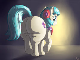 Pommel Butt :D by C-adepsy
