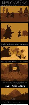 ReversedTale: Prologue Part 1 by ShardsOfAWhisper
