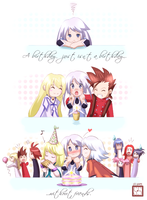 ToS: Happy B-day for Genis by Sakura-Star