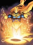 JLA January Dr Fate colors SOTD by RobertAtkins