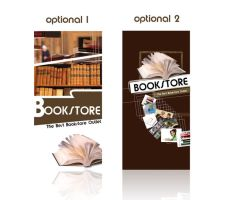 bookstore brochure by popstereotune