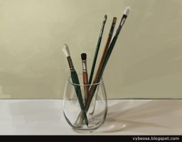 Brushes by AnnickHuber