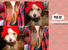 +troublemaker psd by Staystronglovely