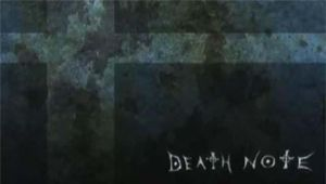 Death Note PSP Wallpaper by Leeph