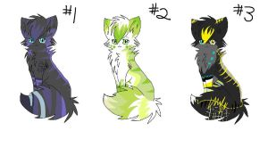 Point Adoptables [Open!] by Hailbeat