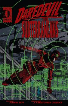 Daredevil: The Subterraneans. by jchristophergreulich