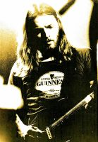 David Gilmour by Dufte
