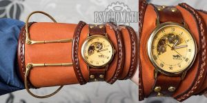 Mechanical watches by Tvirinum