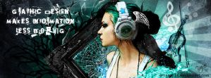 goth girl cover photo by Synergy14