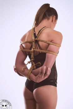Taz and Rope by NFGphoto