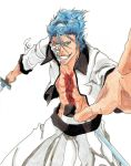 Grimmjow Jaegerjacques  #12 Request by MetalDBN