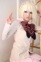 Ao no Excorsist Shiemi Moriyama Cosplay by Lycorisa