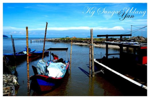 kg sungai udang by areed