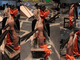 Oath of the Horatii - chair by Tyliss