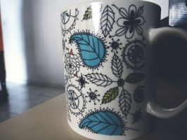 cute cup by isatere