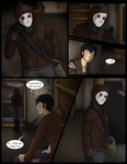 Torn Reality Pg. 27 by ProxyComics