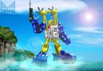 Seaspray is on the way by wondermanrules