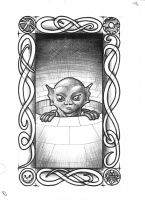 Goblin Tarot - Minor Rank 2 by vulpinoid