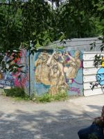 In Situ Art Festival - Fort d'Aubervilliers - 33 by IsK4nD3R