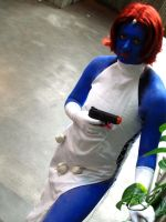 X-Men: Mystique by Animus-Panthera