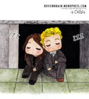 Because kitchens are for sleeping -5x09 TM ep tag by Chizuru-chibi