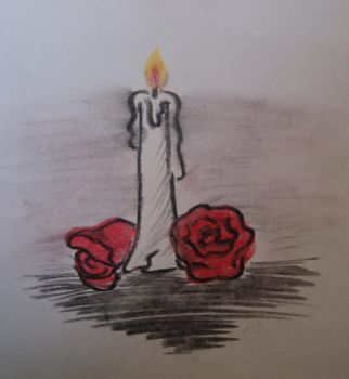 Candle by Manius-666