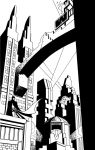 Gotham City by literacysuks1