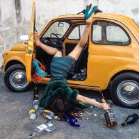 not funny-people-posed-they-have-just-fallen by YOKOKY