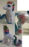 My Little Pony OOAK StarGazer by eponyart