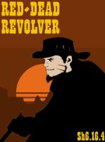 Red Dead Revolver by shane613