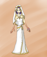Contest - Fashion Fun - Bridal by the-dragon-childe