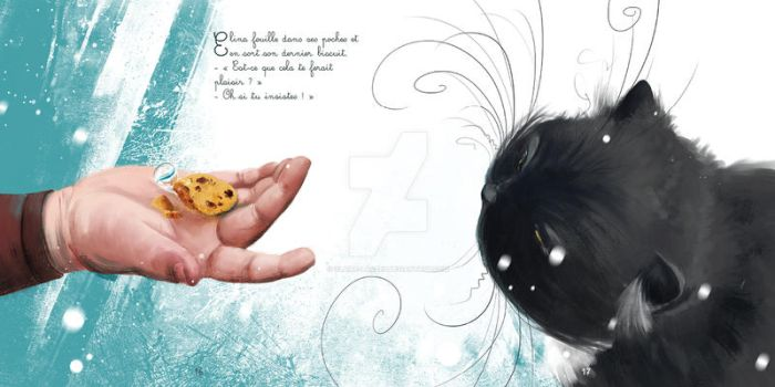 TFE - Storybook - Elina p.16-17 by Claire-Lacaes