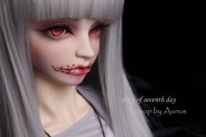 Face up52 by ymglq