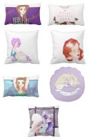 Cushions by AnzusValeria