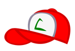 (Redo) Ash Ketchum's 1st hat in the style of mlp by kuren247