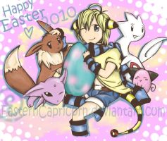 Happy Easter 2010 by EasternCapricorn