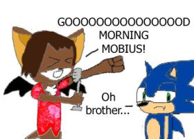 GOOD MORNING, MOBIUS by Lurkerbunny